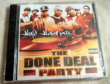 NM Bay Area Rap CD MIND MOTION Rocks the DONE DEAL Party SF, CA ORIG