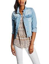 Manteaux et vestes jeans coton mélangé pour femme