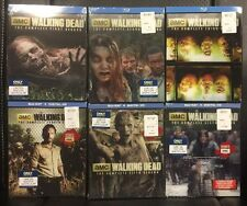 The Walking Dead: Seasons 1-6 (Limited Edition Lenticular Cover)