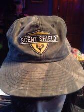 CAMO SCENT SHIELD ADJUSTABLE HAT CAP