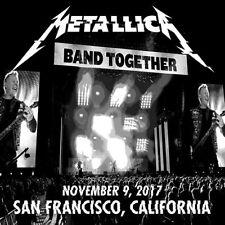 METALLICA / World Wired Tour / LIVE / Band Together San Francisco, Nov. 09, 2017
