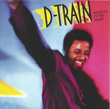 "James ""D-Train"" Williams – Miracles Of The Heart  New  cd  ftg    + bonustracks"