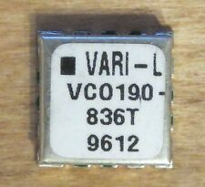 Qty 1 Of Sirenzavari L Vco 823mhz 849mhz Vco190 836t Package T