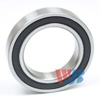 Radial Ball Bearing 6906-2RS With 2 Rubber Seals 30x47x9mm