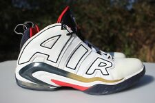 Nike Air Max A Lot USA Olympic Edition 395708-101 Men's Basketball Shoes US 13
