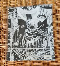 BATMAN STRIP REPEAT OFFICIAL DC COMICS T SHIRT SIZE LARGE L NEW WITH TAGS