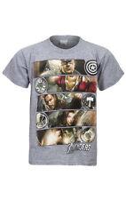 T-shirts, débardeurs et chemises gris 5 ans pour garçon de 2 à 16 ans