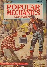 Popular Mechanics Magazine February 1949 Uranium Detector 083117nonjhe