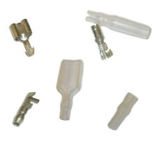 Japanese 3.9mm Male Bullet Connectors &/or Female Sockets - Motorcycle Wiring