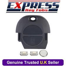 Nissan 2 Button Remote Key Fob Case Repair Kit Fits MICRA ALMERA PRIMERA X-TRAIL