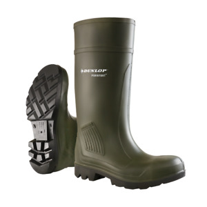 Boots Work Of Winter Dunlop Purofort Professional Ref: C462933 Unisex