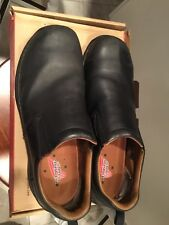 Red Wing Black Steel Toe Work Shoes 12