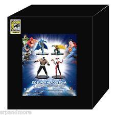 DC Superheroes SDCC 2013 Exclusive Resin Fgure Set #1-Batman, Robin,Bane,Harley