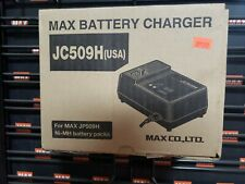 Max Usa Jc509h Battery Charger Rb655 Rebar Tier Jc524H
