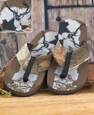 e4afd66794d6d Realtree Flip-Flops Sandals for Men