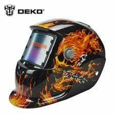DEKO Auto Darkening Welding Helmet Arc Tig Mig Mask Grinding Welder