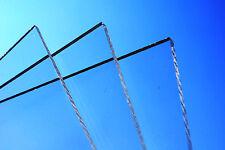 CLEAR 30mm Acrylic Perspex Sheet 1220mm x 1220mm - Decorative,Fencing, Aquariums