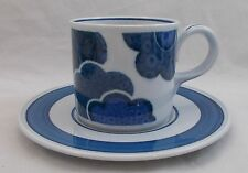 Villeroy & and Boch BLUE CLOUD coffee cup and saucer