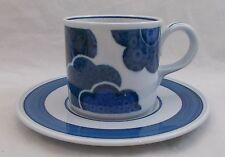Villeroy & et boch blue cloud tasse à café et soucoupe