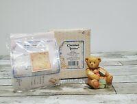 Cherished Teddies Figurine 1993 - Seth - School Days - September Bear - 914835