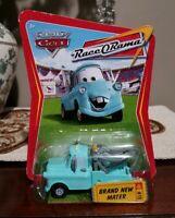 Disney Pixar Cars Race O Rama Brand New Mater