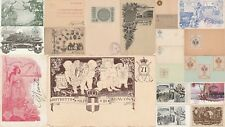 * MILITARE - Distretti Militari Italiani - Lotto di 20 Cartoline 1900/1930