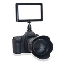 Pad192 WanSen  LED Video Light Lamp Panel for Canon Nikon Pentax DSLR Camera
