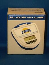 Pill Holder With Alarm MED0036