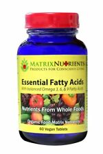 Whole Food Organic Essential Fatty Acid (EFA) Supplement by Matrix Nutrients