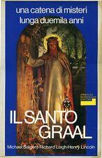 BAIGENT, LEIGH - LINCOLN - IL SANTO GRAAL - OSCAR MONDADORI - 1982