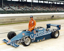 GARY BETTENHAUSEN 1982 INDY 500 AUTO RACING 8X10 PHOTO