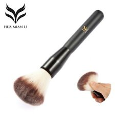 MakeUp Large Soft Beauty Loose Powder Blush Flame Brush Foundation Cosmetic Tool