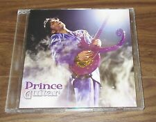 PRINCE official JAPAN PROMO ONLY CD acetate GUITAR picture sleeve MORE LISTED