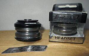 Headset-FSA-1-1/8 Impact Campy-Cartridge Bearing-45/45 Bearing Angle-Alloy
