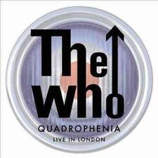The Who Quadrophenia - Live in London Blu-ray DVD 2cd Blu-ray Audio 2014 T