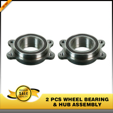 MOOG Front Wheel Bearing and Hub Assembly 2 PCS For Audi A4 allroad
