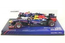 Red Bull Renault RB9 No.2 Final GP Brazil 2013 (Mark Webber)