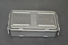 Genesis Allegiance V Mueller Sterilization Container Amp Basket Full Size 5 Deep