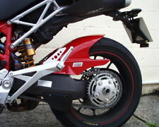DUCATI HYPERMOTARD REAR HUGGER BLACK