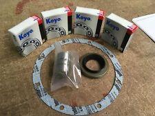 Ford English axle rebuild kit, race, rally, Mk1 Mk2 Escort Capri Cortina TR-123
