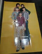 "Vintage Osmond Brothers Poster (1971, Mgm Records) 48""H x 33""W"