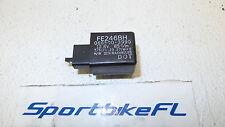 04-06 YAMAHA R1 YZF YZF-R1 TURN SIGNAL FLASHER RELAY FE246BH 066500-3990 DENSO