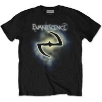 EVANESCENCE Classic Logo Mens T Shirt Unisex Official Licensed Band Merch