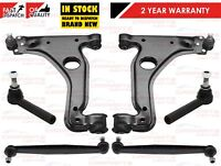 FOR VAUXHALL ASTRA H MK5 2004-2009 FRONT WISHBONE ARMS ARM TRACK ROD ENDS LINKS