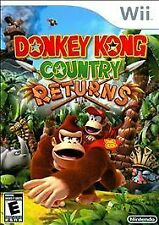 Donkey Kong Country Returns Complete Mint (Wii, 2010)