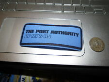 PANYNJ Port Authority Of New York & New Jersey  Patch FREE SHIP