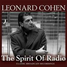 Leonard Cohen - The Spirit Of Radio (3cd) NEW 3 x CD