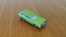 Vehicle MatchBox Series No.55 « Gold 73 Mercury» Very Good Condition