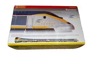Hornby Eurostar 6 Vehicle Train Pack OO Gauge R2379