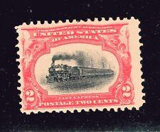 U.S. STAMP  #295   2c PAN-AMERICAN    1901   UNUSED